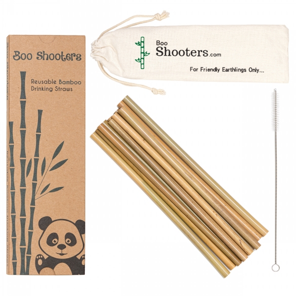 reusable bamboo straws by spiritiv