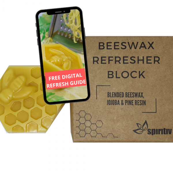 beeswax-wrap refresher block