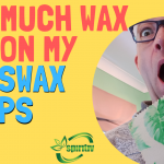Too Much Wax on My Beeswax Wrap!